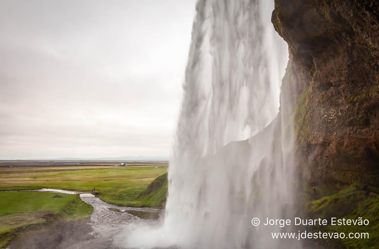 Cascata de Seljandsfoss, Islândia