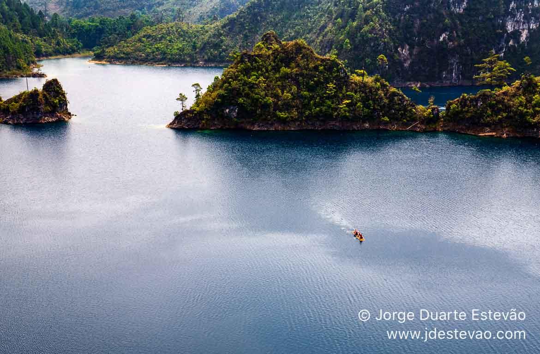 Lagunas de Montebello, México