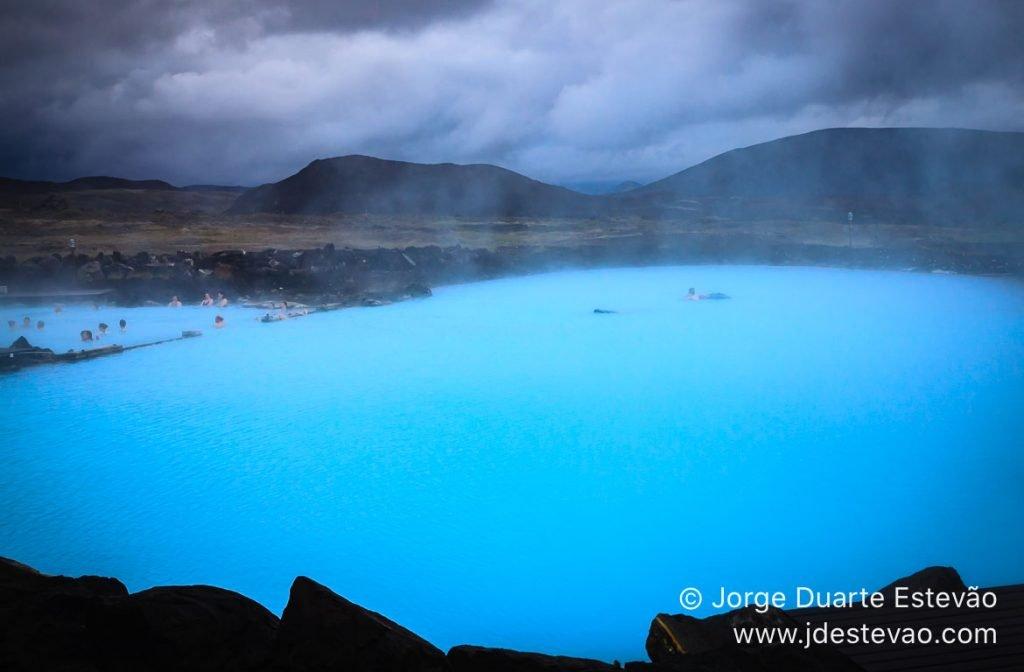 Myvatn Nature Baths, Islândia