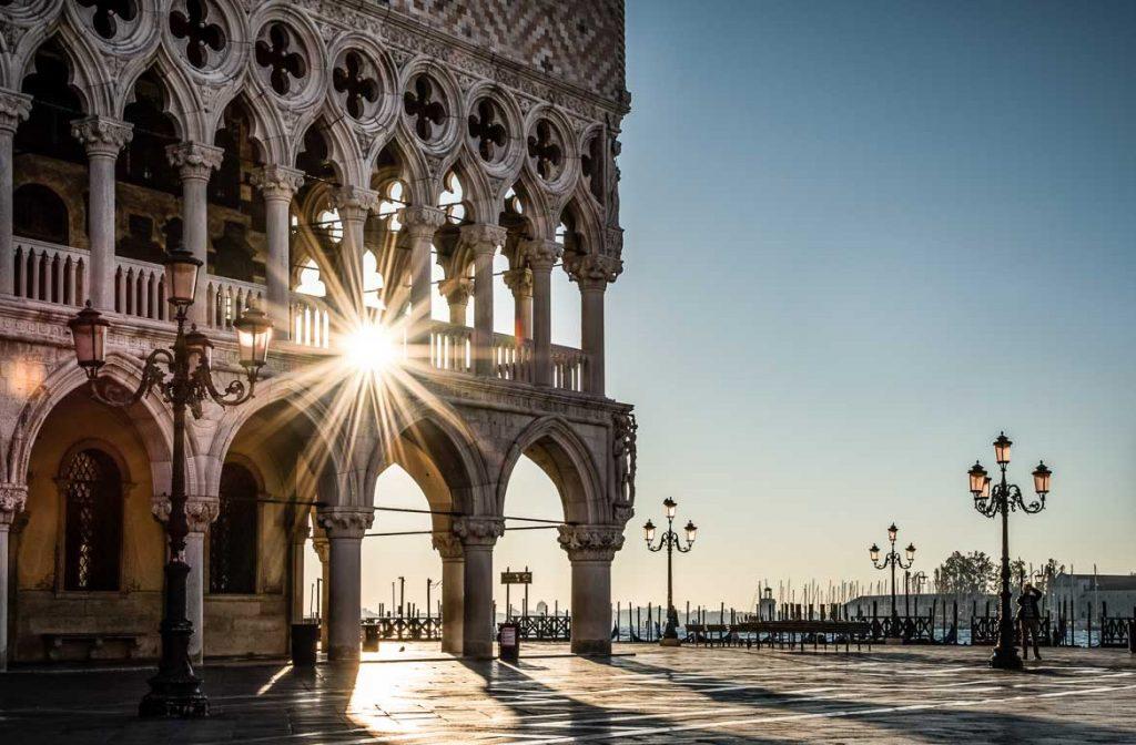 Palácio Ducal , Veneza, Itália