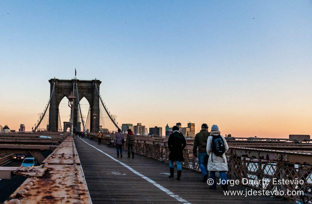 Ponte de Brooklyn, Nova Iorque, EUA