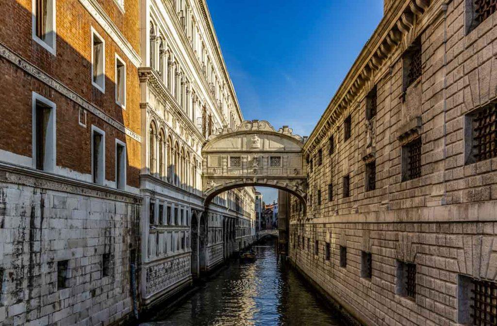 Ponte dos Suspiros, Veneza, Itália