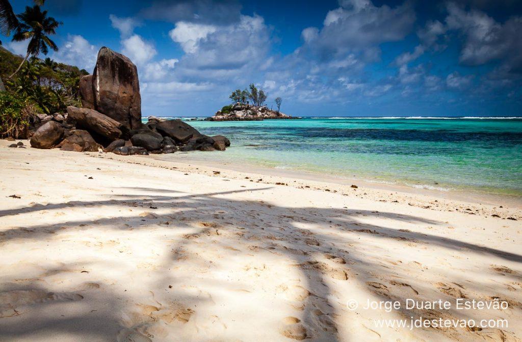 Praia de Anse Royale, Seychelles, África