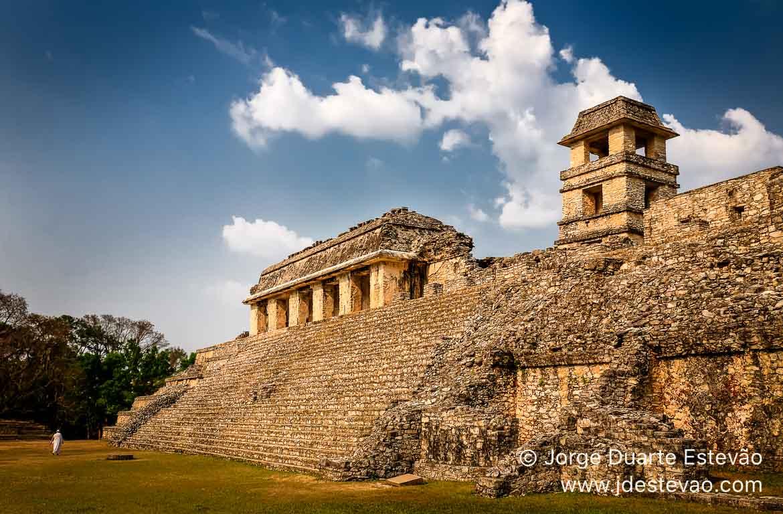 Ruínas de Palenque, Chiapas, México