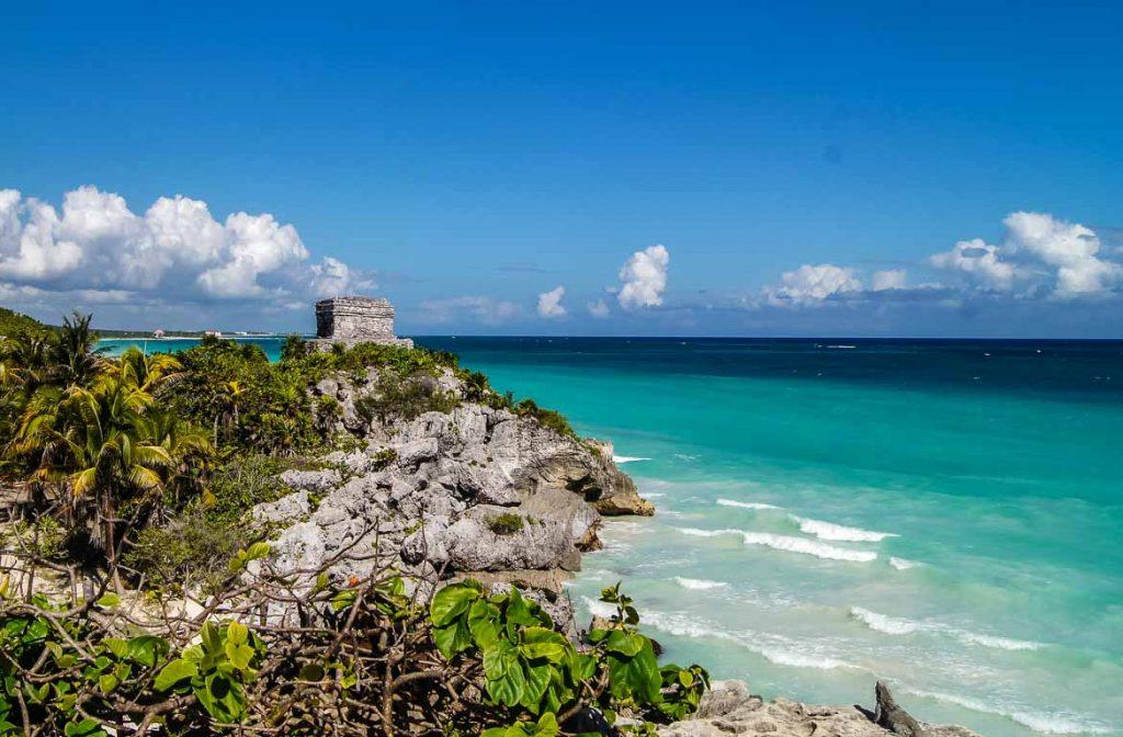 Ruínas de Tulum, Quintana Roo, México