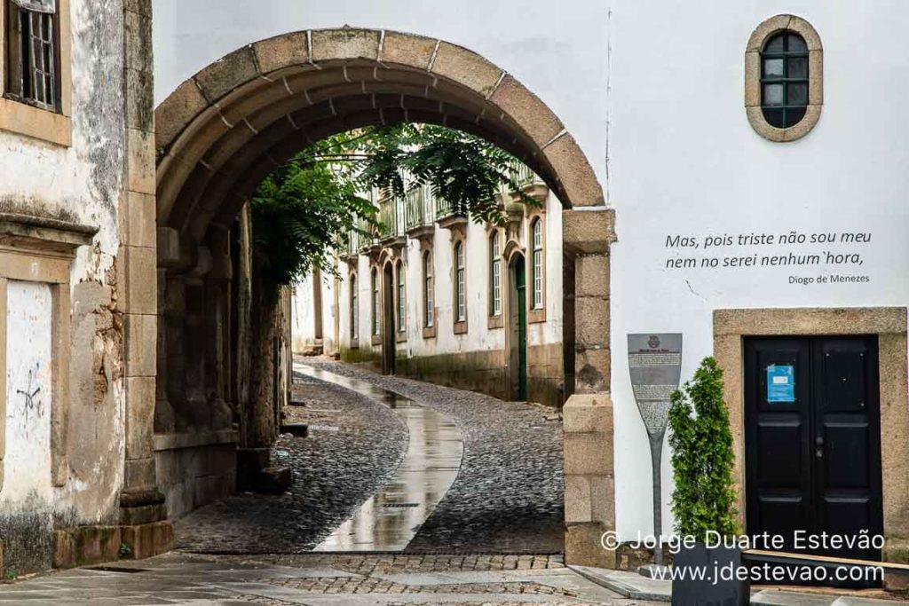 Casa do Arco do Bispo, Castelo Branco, Beira-Baixa