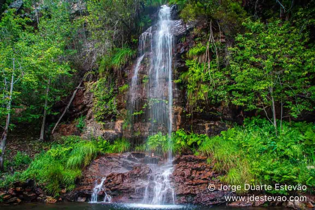 Cascatas da Fraga da Água d'Alta, Oleiros, Beira-Baixa