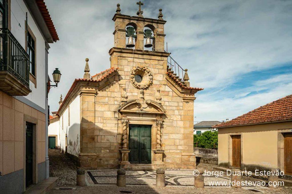 Igreja de S. Pedro, em Santa Comba da Vilariça, Vila Flor